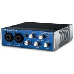 Presonus AUDIOBOXUSB - Carte son 2in 2out USB