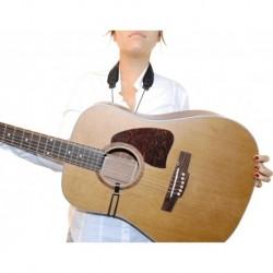 BG GCC - Cordon de guitare cuir