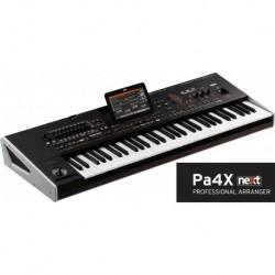 Korg PA4X-76 - Clavier arrangeur 76 notes haut de gamme