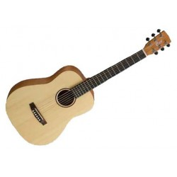 Cort EGRANMOP - Guitare acoustique deadnough acajou table massive