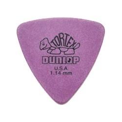 Dunlop 431R114 - Sachet de 72 Mediators Tortex 1.14mm