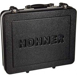 Hohner 91141 - Etui pour 12 harm diat + 1 chromatique