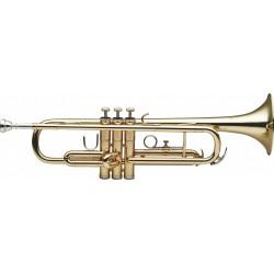 Stagg WS-TR215S - Trompette Sib+Soft Case