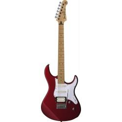 Yamaha PA112VMRM - Guitare électrique rouge métallique