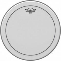 """Remo PS-0114-00 - Peau Pinstripe sablée 14"""" pour Tom/ Caisse claire/ Tom sur pieds"""