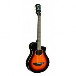 Yamaha APXT2-OVS - Guitare electro-acoustique de voyage finition sunburst