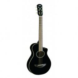 Yamaha APXT2-BL - Guitare electro-acoustique de voyage finition noire