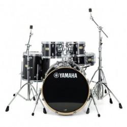 "Yamaha JSBP0F5RBL6W - Batterie acoustique Custom Birch 20"" noire avec hardware serie HW680"