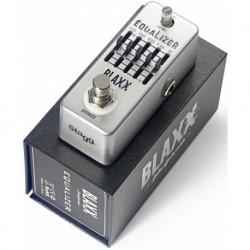Stagg BX-EQ-5B - Pédale d'égalisation BLAXX 5 bandes pour guitare électrique