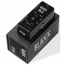 Stagg BX-DI BOX - Mini boîte de direct et préampli BLAXX pour guitare et basse