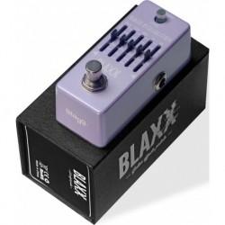 Stagg BX-BASS EQ - Pédale d'égalisation BLAXX 5 bandes pour basse électrique