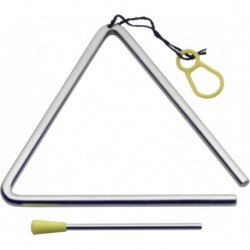 "Stagg TRI-8 - Triangle 12Mm 8""Avec Battant"