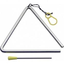 """Stagg TRI-8 - Triangle 8"""" avec battant"""