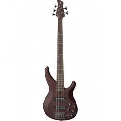 Yamaha TRBX505TBN - Basse électrique 5 cordes brown