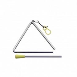 """Stagg TRI-6 - Triangle 6"""" avec battant"""