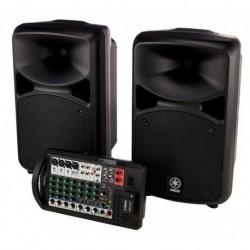 Yamaha STAGEPAS600BT - Sonorisation compacte 640w bluetooth