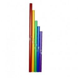 Fuzeau 3463 - 5 Boomwhackers Basse chromatique