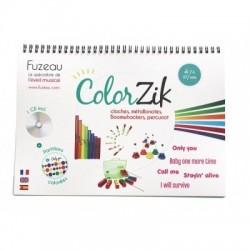 Fuzeau 78077 - ColorZik Boom Cloches