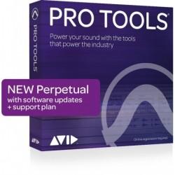 Pro Tools (Perpetual, Boxed) - Logiciel