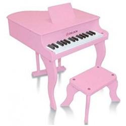 Delson ZM - Piano queu enf rose