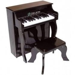 Delson 2505-BK - Piano droit enf noir