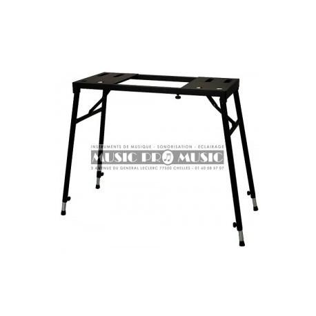 Gewa 900577 - Stand Table 4 pieds indépendants