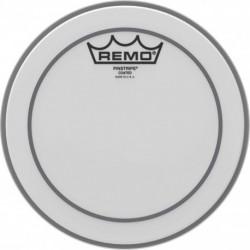 """Remo PS-0108-00 - Peau Pinstripe sablée 8"""" pour Tom"""