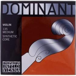Thomastik 633616 - Corde pour violon 4/4 D Ré 132 Dominant