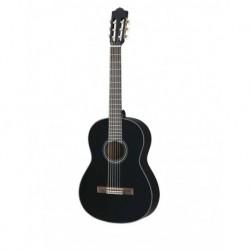 Yamaha C40BL - Guitare classique 4/4 noire