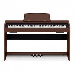 Casio PX-770BN - Piano numérique compact 88 touches avec meuble brun