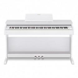 Casio AP-270WE - Piano numérique 88 touches avec meuble blanc