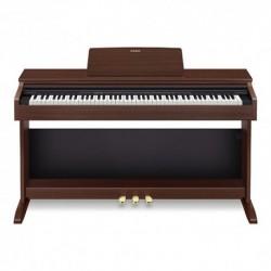 Casio AP-270BN - Piano numérique 88 touches avec meuble brun