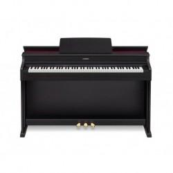 Casio AP-470BK - Piano numérique 88 touches avec meuble noir