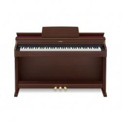 Casio AP-470BN - Piano numérique 88 touches avec meuble brun