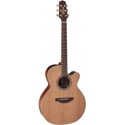 Takamine EN40C - Guitare électro-acoustique cutaway NEX avec etui