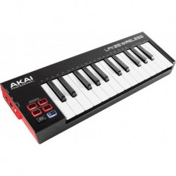 Akai Pro LPK25-W - Clavier maitre wireless 25 mini notes