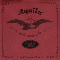 Aquila 68U - Jeu de cordes Silicon Thundergut pour Ukulele Bass