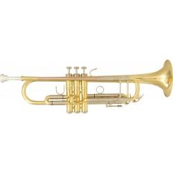 SML TP500 - Trompette Bb laiton verni