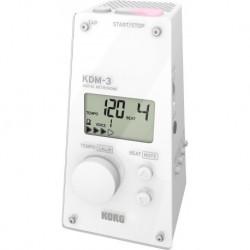 Korg KDM-3-WH - Metronome numérique blanc