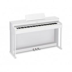 Casio AP-470WE - Piano numérique 88 touches avec meuble blanc