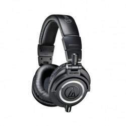 Audio Technica ATH-M50X - Casque fermé Pro noir