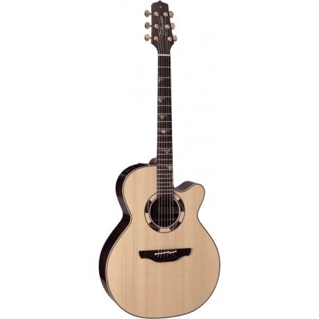 Takamine TSF48C - Guitare Santa Fé Auditorium Cutaway Electro