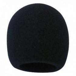 Stagg WS-S25B - Bonnettes anti-vent en mousse pour microphone 25mm