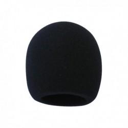 Stagg WS-S35B - Bonnettes anti-vent en mousse pour microphone (type SM58) 35mm