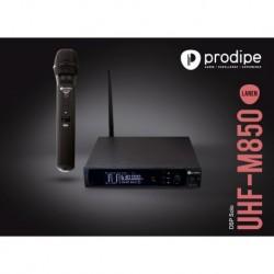 Prodipe UHF M850 DSP SOLO LANEN - Micro Prodipe UHF 100 fréq. avec calage auto