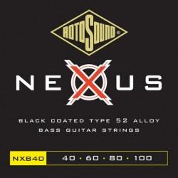 Rotosound NXB40 - Jeu de cordes pour basse Nexus 40-100