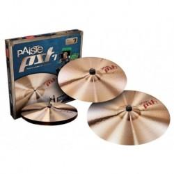 Paiste 871266 - Set de cymbales PST 7 Universal (Medium)
