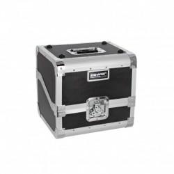 Power Acoustics FL RCASE SLT 90BL - Valise de rangement 90 vinyles 50/50