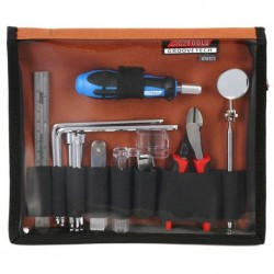 Cruz Tools GTATC1 - Kit maintenance GrooveTech pour guitare acoustique