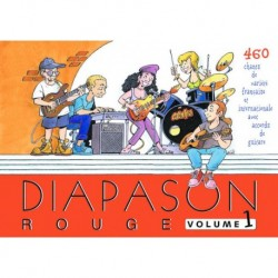Diapason Rouge Vol. 1 - Recueil